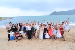 one brown planet, thailand, wedding